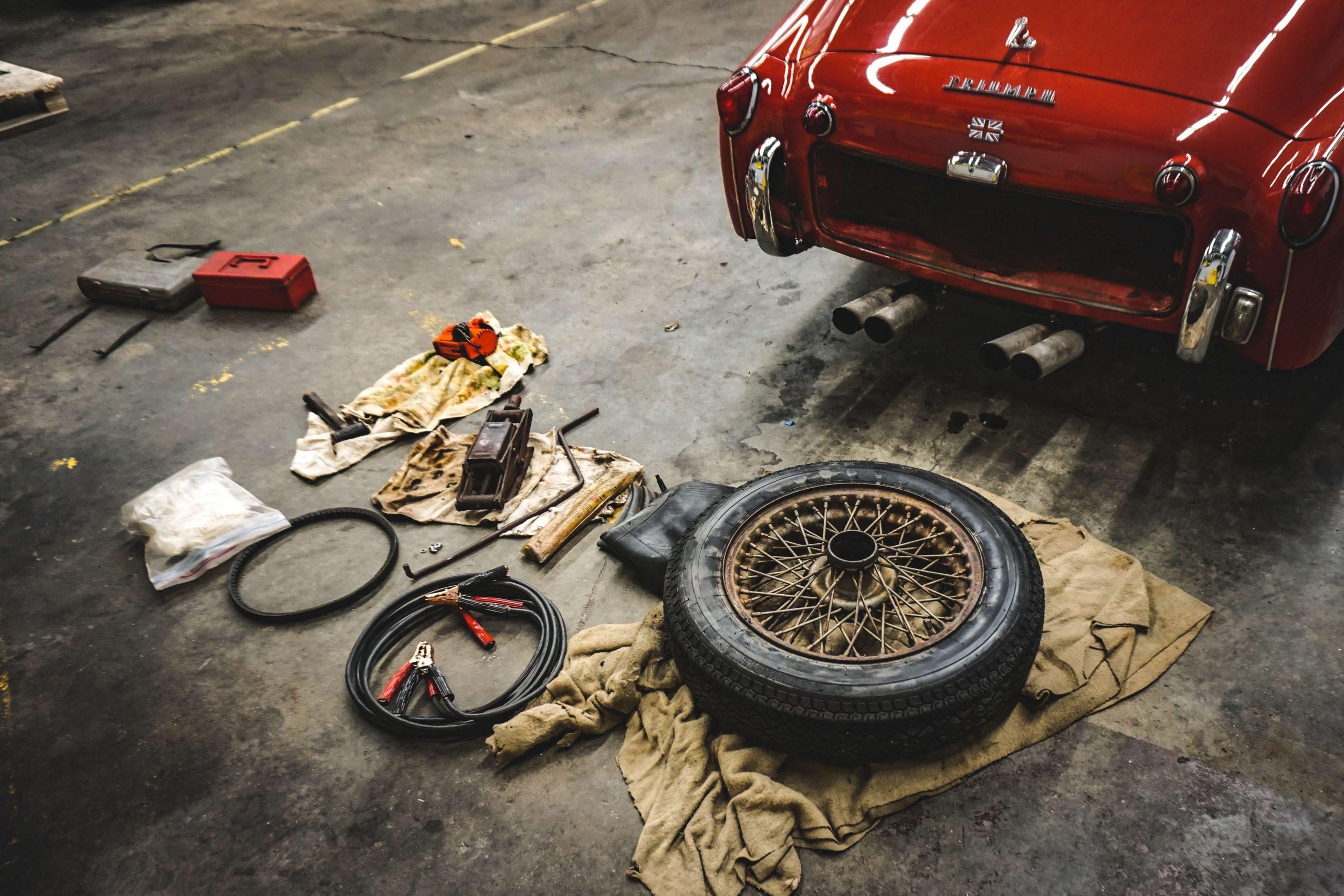 Ile pieniędzy będzie potrzebne do otworzenia nowego warsztatu samochodowego?